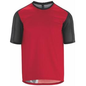 assos Trail SS Jersey Men rodo red